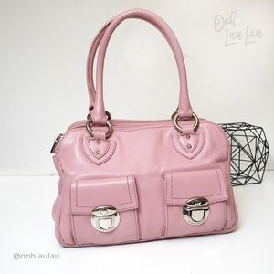 Authentic Marc Jacobs Blake Pink Satchel Bag